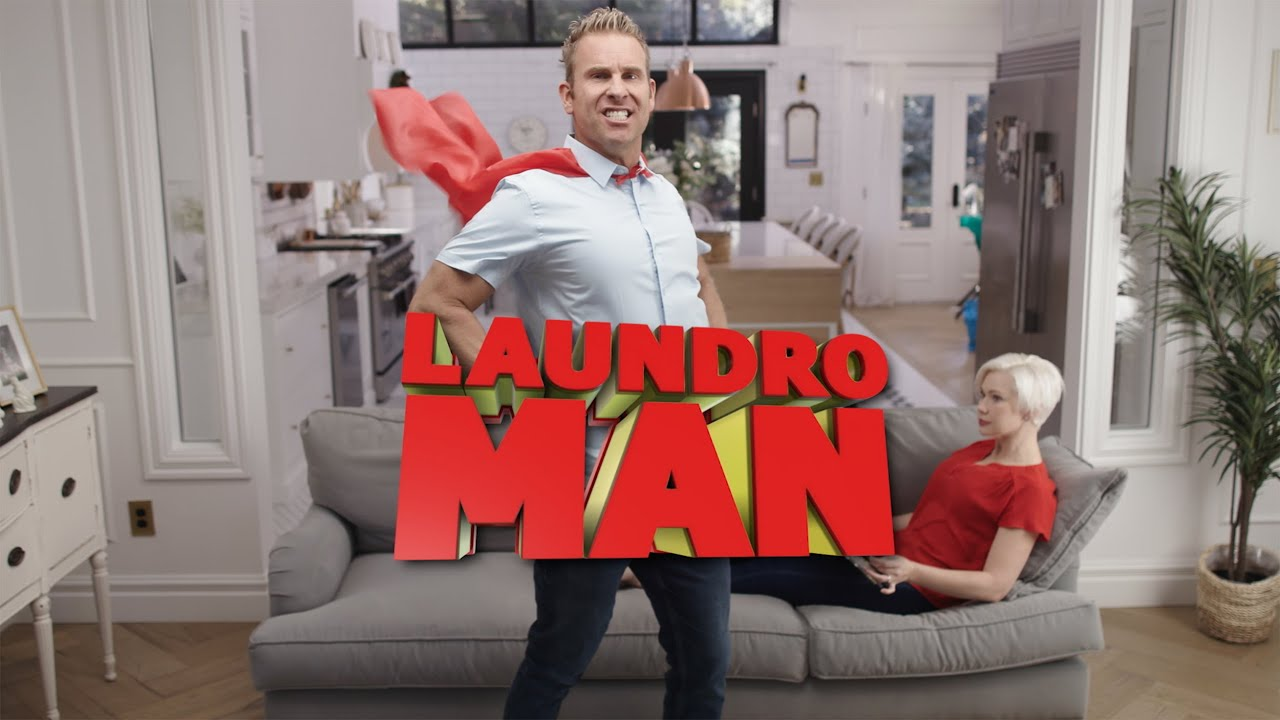 ADdicted: TruEarth's LaundroMan