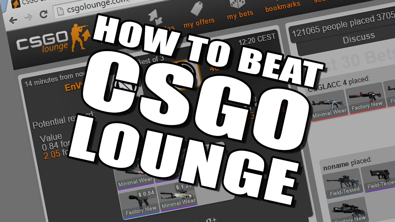 Cs Go Lounge Down