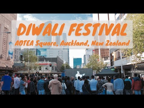 Auckland Diwali Festival 2017 - Indian Day in New Zealand | New Zealand Attractions [Full HD]