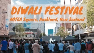 Auckland Diwali Festival - Indian Day in New Zealand [Full HD]