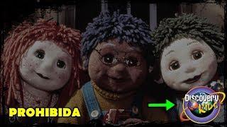LA SERIE DE DISCOVERY KIDS QUE DESAPARECIO MISTERIOSAMENTE !