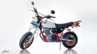 Bismojo's Honda Lutung PGM-FI Project 1st RIDE (Ape AC16 HC07 Verza K18 Hybrid)