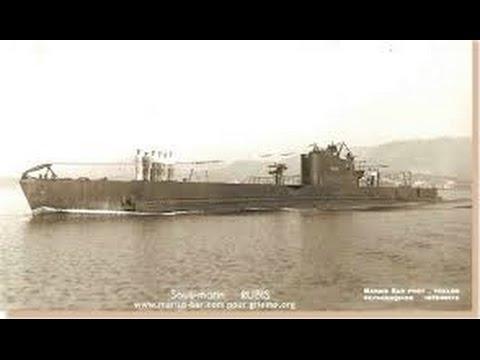 Sous marin Rubis, historique et plongée...