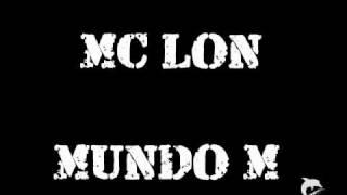 MC LON  -   MUNDO M  (( VERSÃO DJ BALA )) MUSICA NOVA