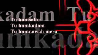 Tum mile Tu Hi Haqeeqat With Lyrics.flv