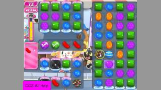 Candy Crush Saga Level 1154 No Boosters