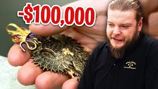 Corey Harrison Just Took The BIGGEST LOSS in Pawn Stars History!