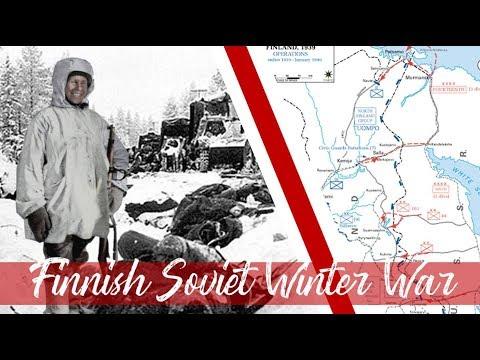 Finnish Soviet Winter War - David vs. Goliath