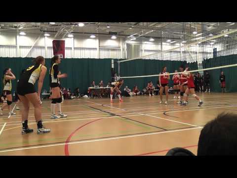 3 Uni of Essex Women v Sheffield Uni Student Cup 2014-15 Pool