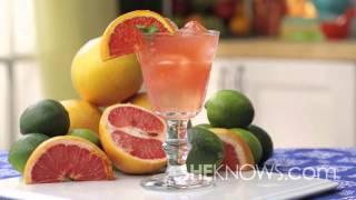 Grapefruit Ginger Margarita