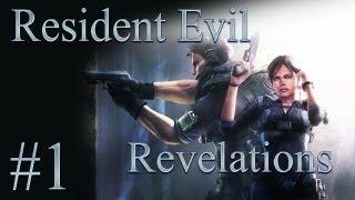 Resident Evil: Revelations - Прохождение [#1]