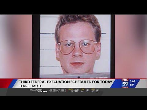 Third Execution Scheduled In Terre Haute