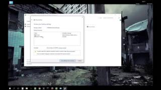 How To Backup Windows 10 to a network drive