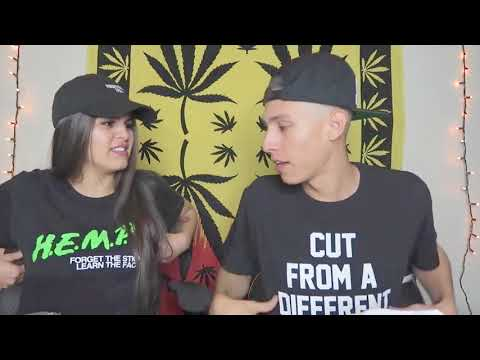 Trying Hemp Shirts for the First Time! [Nameless Stoners Review]