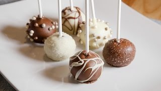 HOW TO MAKE CAKE POPS  (RED VELVET)(, 2015-01-24T06:21:28.000Z)