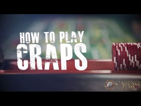 Craps How To Play