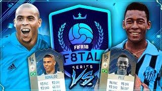 FIFA 18: F8TAL VIERTELFINALE Rückspiel vs DjMaRiiO 🔥🔥 Pelé vs R9 🇧🇷🇧🇷