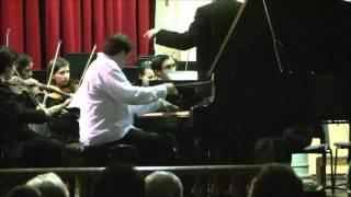 Carlos Surinach Concertino Movt 1 Mac McClure piano