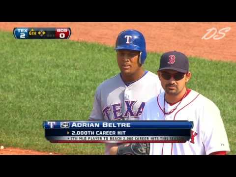 Adrian Beltre: The Road to 3,000