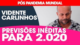 AO VIVO PREVISOES 2020 - VIDENTE CARLINHOS - INACREDITAVEL