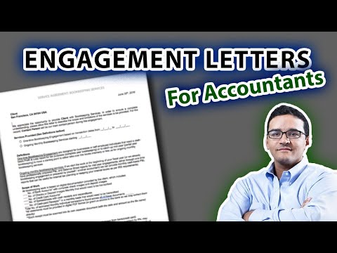 Drafting Engagement Letters - For Accountants & Bookkeepers