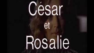 César et Rosalie Bande-annonce Claude Sautet