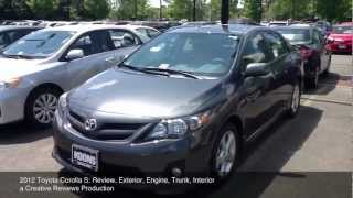 Toyota Corolla 2012 Videos