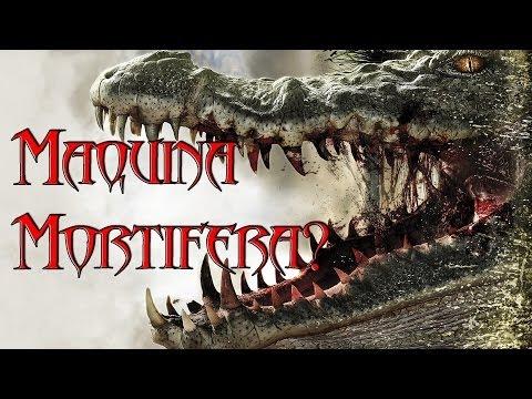 Trailer do filme O Crocodilo
