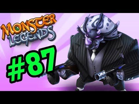 Monster Legends - Mafia Tam Giác Long Em Legend Tiếp Theo Quá Chất - Thế Giới Quái Vật #87