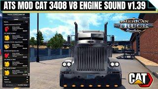 "[""American Truck Simulator"", ""[ATS1.39.] Mod CAT 3408 V8 ENGINE SOUND   American Truck Simulator"", ""#BEAST RACING"", ""gameplay 2020"", ""testing games"", ""mod cat 3408"", ""V8 ENGINE SOUND"", ""mod"", ""cat 3408"", ""V8"", ""engine"", ""sound"", ""Full Tilled Gaming"", ""ISX ENGINE"", ""isx"", ""engine sound"", ""CUMMINS N14 ats"", ""SCS Software"", ""scs"", ""SACHIYH"", ""ats german"", ""ats russian"", ""ats western star"", ""NEW CUMMINS N14"", ""american truck"", ""simulator"", ""zeemods"", ""zeemods cummins n14"", ""Custom KENWORTH K200 V14 HCC EDIT"", ""Custom Deloupe Lowboy Trailer"", ""ATS""]"
