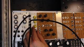 Doepfer - A-121-2 VCF - Demo - Midiverse - TV