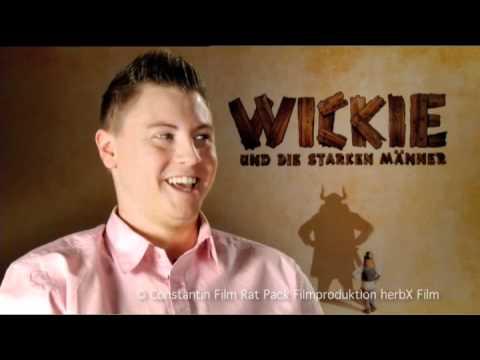 Wickie und die starken Männer (2009   Patrick Reichel Interview)