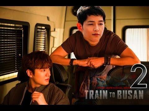 TRAIN TO BUSAN 2 | Lee Min Ho And Song Joong Ki