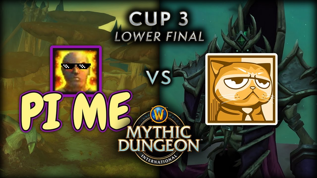 PI Me vs Perplexed | Lower Finals | MDI Shadowlands Cup 3