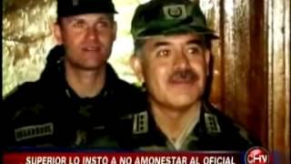 NUEVO ACTO DE CORRUPCION EN EJERCITO DE CHILE