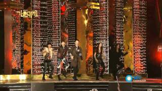 2009 | Kara & f(x) - Ring Ding Dong [SPECIAL STAGE]