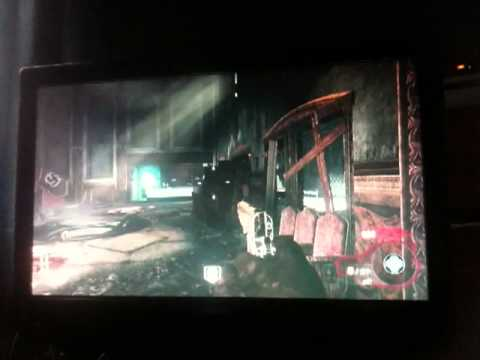 Black ops zombies gamplay