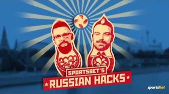 Sportbet's Russian Hacks: Moscow with Dane Swan