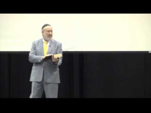 "Sunday May 26, 2013: Rabbi Daniel Lapin ""Timeless Torah Truths About Friends, Family & Finances"""