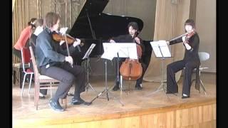 Shostakovich. Piano Quintet Op.57mvt3(шостакович квинтет ч№3)