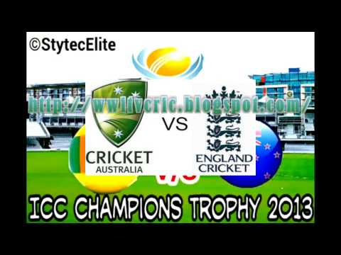 ICC Champions Trophy 2013 - Live Streeming Cricket Travel Video