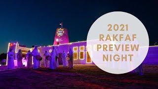 2021 RAKFAF Preview Night