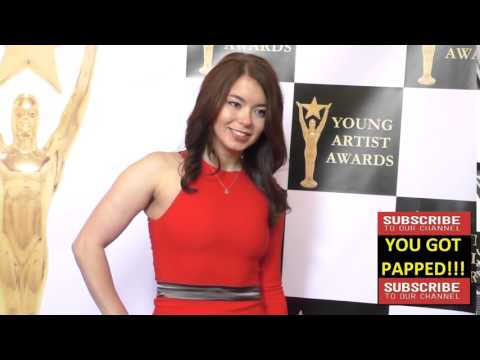 Chanel Marriott at the 37th Annual Young Artist Awards Sportsman Lodge in Studio City