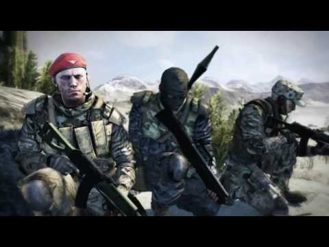 Battlefield Bad Company 2 Music Video - Into the Nothing by Breaking Benjamin