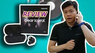 REVIEW GEAR ICONX (2018) - Fone bluetooth 100% wireless da Samsung