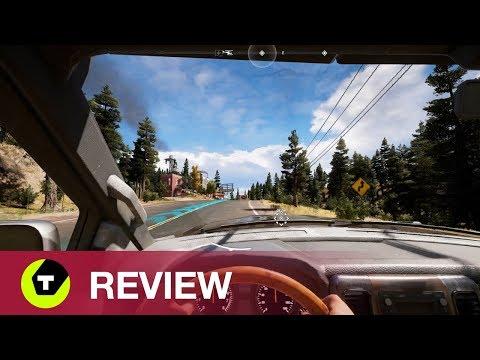 Far Cry 5 - Vermakelijke jacht op gestoorde sekte