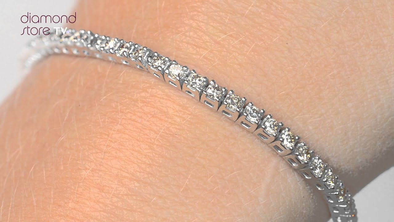 Carat Diamond Tennis Bracelet