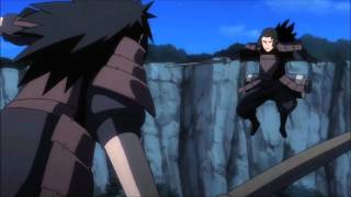 Download Video Madara Uchiha Vs Hashirama Senju MP3 3GP MP4