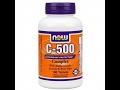 C-500 Now Foods (Витамин С)