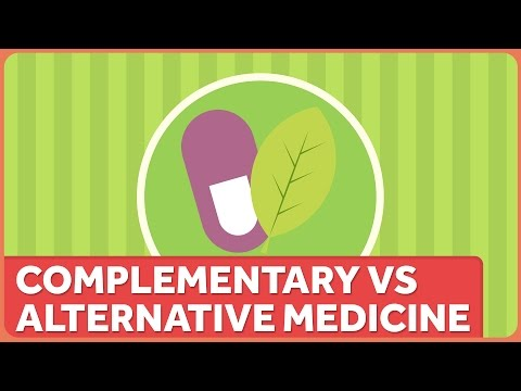 "We shouldn't use labels like ""Alternative"" and ""Conventional"" Medicine"